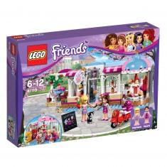 Lego 41119 Friends : Le cupcake café d'Heartlake City