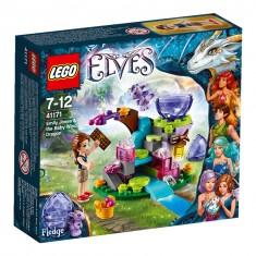 Lego 41171 Elves : Emily Jones et le bébé dragon