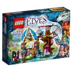 Lego 41173 Elves : L'école des dragons d'Elvendale