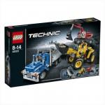 Lego 42023 Technic : L'équipe de construction