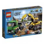 Lego 4203 City : Le transporteur
