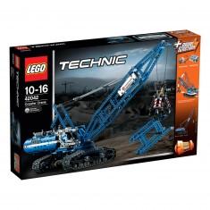 Lego 42042 Technic : La grue sur chenilles