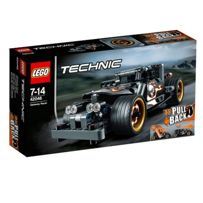 lego 42046 technic la voiture du fuyard jeux et jouets lego avenue des jeux. Black Bedroom Furniture Sets. Home Design Ideas