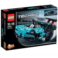 Lego 42050 Technic : Le véhicule dragster