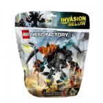 Lego 44021 Hero Factory : Splitter Beast vs Furno et Evo