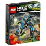 Lego 44028 Hero Factory : Le robot 2 en 1 de Surge
