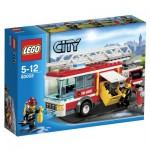 Lego 60002 City : Le camion de pompier