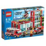 Lego 60004 City : La caserne des pompiers