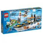 Lego 60014 City : La patrouille des garde-côtes