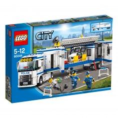 Lego 60044 City : L'unité de police mobile