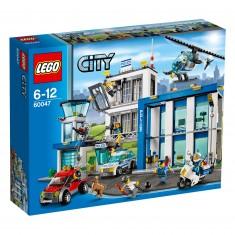 Lego 60047 City : Le commissariat de police