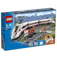 Lego 60051 City : Le train de passagers à Grande Vitesse