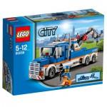 Lego 60056 City : La remorqueuse de camions