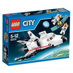 Lego 60078 City : La navette de l'espace