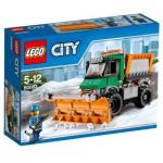 Lego 60083 City : La déneigeuse
