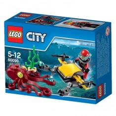 Lego 60090 City : L'explorateur sous-marin
