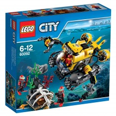 Lego 60092 City : Le sous-marin