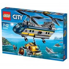 Lego 60093 City : L'hélicoptère de haute-mer