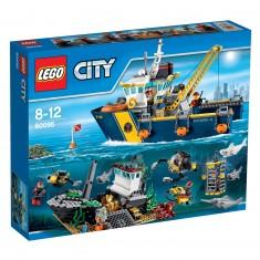 Lego 60095 City : Le bateau d'exploration