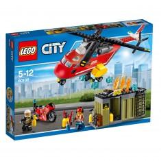 Lego 60108 : L'unité de secours des pompiers