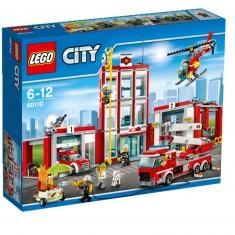 Lego 60110 City : La caserne des pompiers