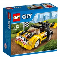 Lego 60113 City : La voiture de rallye