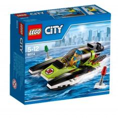 Lego 60114 City : Le bateau de course