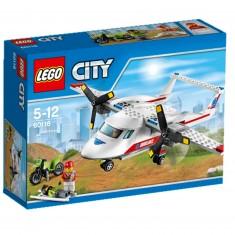 Lego 60116 City : L'avion de secours