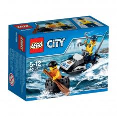 Lego 60126 City : L'évasion du bandit en pneu