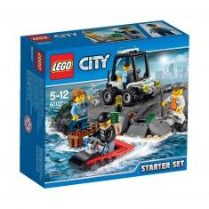 Lego 60127 City : L'ensemble de démarrage de la prison en haute mer