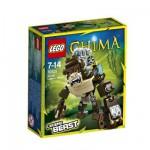 Lego 70125 Chima : Le gorille légendaire