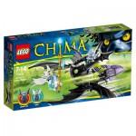 Lego 70128 Chima : Le jet ailé de Braptor