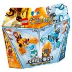 Lego 70156 Chima : Starter Set : Laval vs Sir Fangar