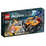 Lego 70168 Ultra Agents : Le diamant de Drillex