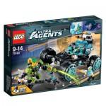 Lego 70169 Ultra Agents : La patrouille des agents