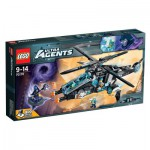 Lego 70170 Ultra Agents : UltraCopter contre Antimatière
