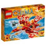 Lego 70221 Chima : L'ultime Phoenix de feu