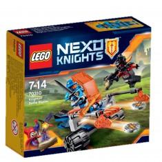 Lego 70310 Nexo Knights : Le char de combat de Knigthon