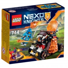 Lego 70311 Nexo Knights : La catapulte du Chaos