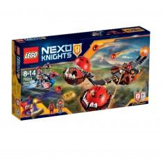 Lego 70314 Nexo Knights : Le chariot du Chaos du Maître