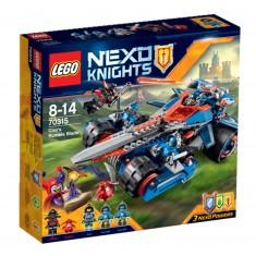 Lego 70315 Nexo Knights : L'épée rugissante de Clay