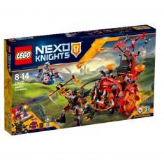 Lego 70316 Nexo Knights : Le char maléfique de Jestro