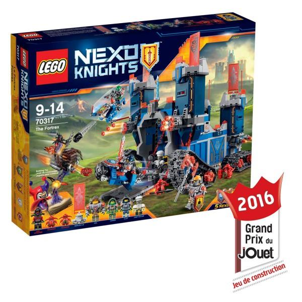 Lego 70317 Nexo Knights : Le Fortrex - Lego-70317