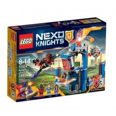 Lego 70324 Nexo Knights : La bibliothèque 2.0 de Merlok