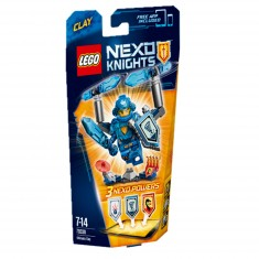 Lego 70330 Nexo Knights : Clay Ultime chevalier
