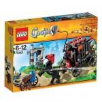 Lego 70401 Castle : L'évasion