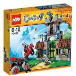 Lego 70402 Castle : L'attaque de la porte du château