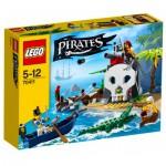Lego 70411 Pirates : L'île au trésor