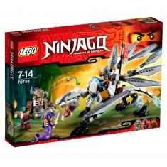 Lego 70748 Ninjago : Le dragon de Titane