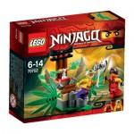 Lego 70752 Ninjago : Les pièges dans la jungle